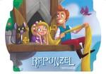 Rapunzel-3 Boyutlu Kitap