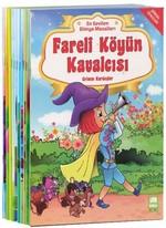 En Sevilen Dünya Masalları-10 Kitap Takım Büyük Boy