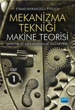 Mekanizma Tekniği 1