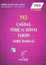 YKS Çağdaş Türk ve Dünya Tarihi Soru Bankası