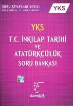 YKS T.C. İnkılap Tarihi ve Atatürkçülük Soru Bankası