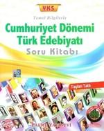 YKS Cumhuriyet Dönemi Türk Edebiyatı Soru Kitabı