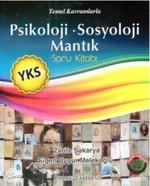 YKS Psikoloji Sosyoloji Mantık Soru Kitabı
