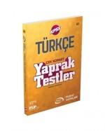 KPSS Türkçe Çek Kopart Yaprak Testler