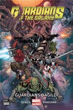 Guardians Of The Galaxy Cilt 3-Guardians Dağıldı