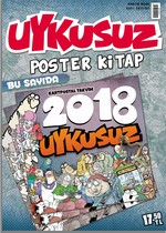 Uykusuz Kartpostal 2018 Takvimi