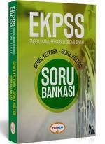 E-KPSS Genel Yetenek-Genel Kültür Soru Bankası