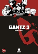 Gantz Cilt 3