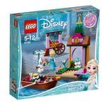 Lego Frozen Elsa'nın Pazar Macerası
