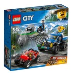Lego-City Police Dirt Road Pursuit, N/A
