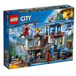 Lego City Dağ Polis Merkezi