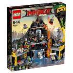 Lego-Ninjago Movie Garmadons Volcano Lair