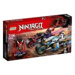 Lego-Ninjago St.Race Of Snake Jaguar