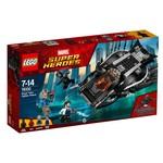Lego-Super Heroes Black Panter Good Guy Vehicle