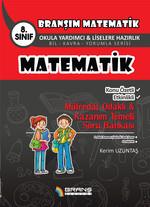 8.Sınıf Matematik Müfredat Odaklı ve Kazanım Temelli Soru Bankası