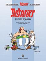 Asteriks-Tek Ciltte Üç Macera