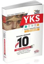 YKS TYT 1.Oturum Tamamı Çözümlü 10 Deneme Sınavı