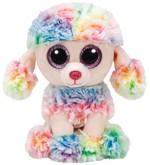 Ty Peluş - Poofie Multicolor Poodle Regular