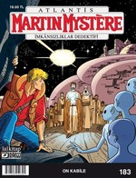 Martin Mystere Sayı 183-On Kabile