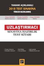 Uzlaştırmacı Sınavına Hazırlık Test Kitabı