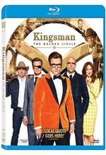 Kingsman Golden Circle - Kingsman Altın Çember (Blu-ray)