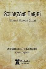 Solakzade Tarihi