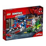 Lego-Juniors  Spider-Man ile Scorpion Sokak Karşılaşması