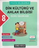 8.Sınıf Din Kültürü ve Ahlak Bilgisi Soru Bankası Pratik Bilgilerle