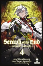 Seraph of the End-Kıyamet Meleği Cilt 4