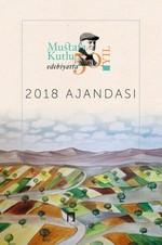 2018 Mustafa Kutlu Ajandası Edebiya, Clz
