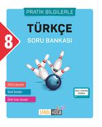 8.Sınıf Türkçe Soru Bankası Pratik Bilgilerle