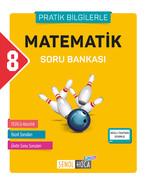 8.Sınıf Matematik Soru Bankası Prat