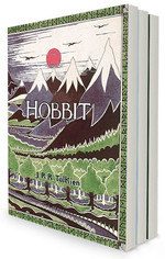 J.R.R. TolkienÖzel Baskı Seti - 3, Clt