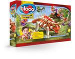 Bloco-Ankylosaur&Young Raptors Yapım Seti