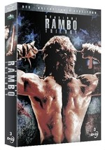 Rambo Trilogy, Dvd