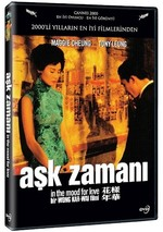 In The Mood For Love - Aşk Zamanı, Dvd