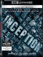 Inceptıon - Başlangıç (4K UHD, Blu-ray)