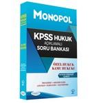 KPSS Hukuk Açıklamalı Soru Bankası