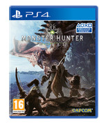 PS4 MONSTER HUNTER: WORLD, Ps4