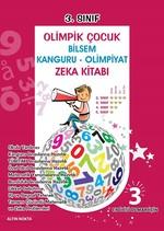 3.Sınıf Olimpik Çocuk Bilsem Kanguru - Olimpiyat Zeka Kitabı