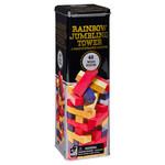 Cardinal Games-Rainbow Jumbling Tower 3150