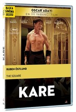 The Square - Kare, Dvd