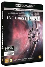 Interstellar - Yıldızlararası (4K UHD + Blu-ray)