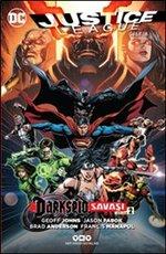 Justice League 8-Darkseid Savaşı Bö, Clz