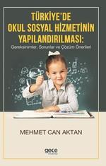 Türkiye'de Okul Sosyal Hizmetinin Y