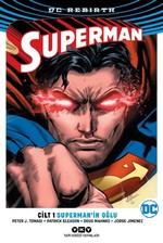DC Rebirth-Superman Cilt 1-Superman, Clz