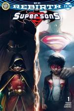 DC Rebirth-Super Sons Sayı 1
