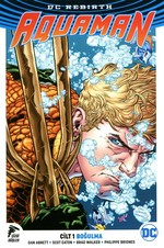 DC Rebirth Aquaman Cilt 1-Boğulma, Clz