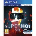 Ps4 Superhot VR, Ps4