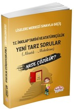 LGS T.C. İnkılap Tarihi ve Atatürkçülük Yeni Tarz Sorular Mantık-Muhakeme Nasıl Çözülür?